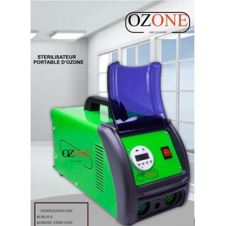 Stérilisateur d'air à production d'OZONE dans votre garage proche de Lyon
